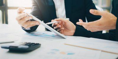 Businessman Meeting Business Brainstorming ZL4CZ4X