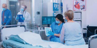 Medical Consultation During Coronavirus Outbreak GR74SRA